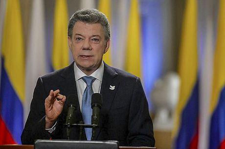 Colombia trong doi hoa binh sau hon 50 nam xung dot - Anh 1