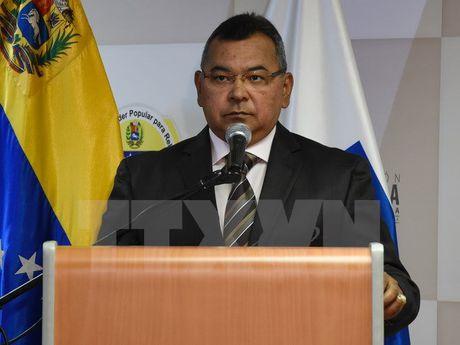 Khai mac Hoi nghi Bo truong Quoc phong UNASUR lan 7 o Venezuela - Anh 1