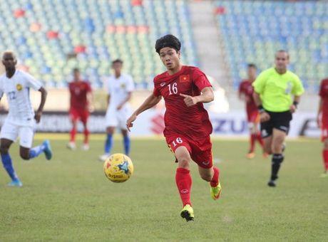 AFF Cup: Lo dien doi thu cua Viet Nam, Cong Phuong da chinh? - Anh 1