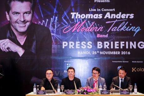 Thomas Anders: Am nhac cua Modern Talking van con hop thoi - Anh 1