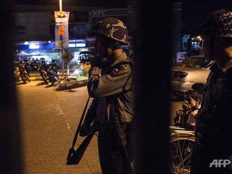 Myanmar: No bom tai van phong chinh quyen khu vuc Yangon - Anh 1
