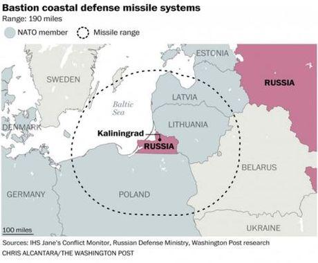 Nan nhan cua 4 he thong ten lua khung khiep o Kaliningrad? - Anh 1