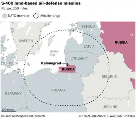 Nan nhan cua 4 he thong ten lua khung khiep o Kaliningrad? - Anh 2