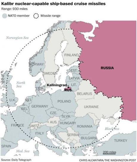 Nan nhan cua 4 he thong ten lua khung khiep o Kaliningrad? - Anh 3