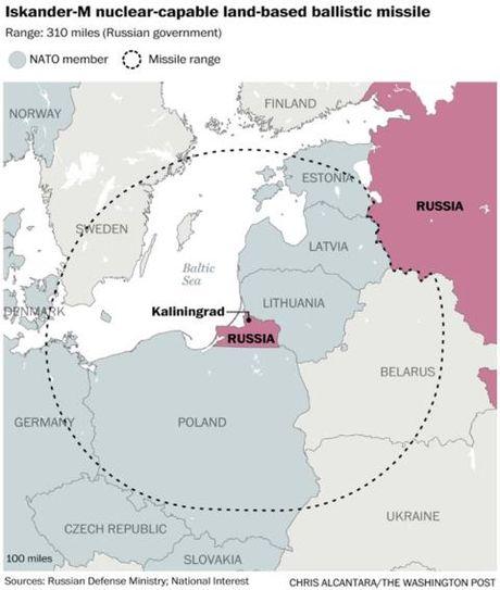 Nan nhan cua 4 he thong ten lua khung khiep o Kaliningrad? - Anh 4