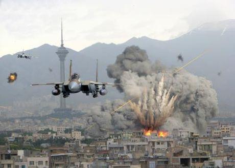Don tap kich triet ha phong khong Syria cua Israel - Anh 1