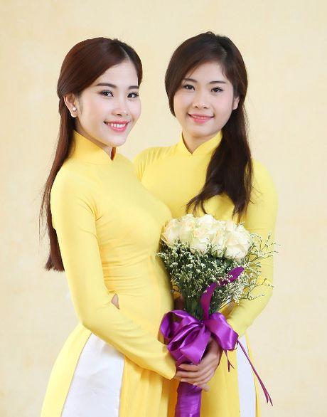 Chi sinh doi cua HH Nam Em tung tu choi nhieu dai gia - Anh 1