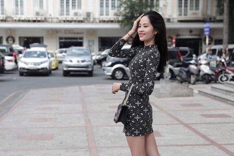 Chi sinh doi cua HH Nam Em tung tu choi nhieu dai gia - Anh 2