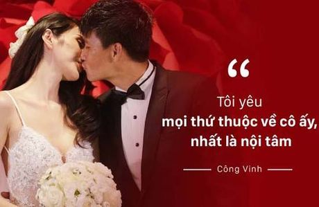 Cong Vinh khen Thuy Tien het loi tren Facebook ca nhan - Anh 1