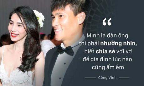 Cong Vinh khen Thuy Tien het loi tren Facebook ca nhan - Anh 4