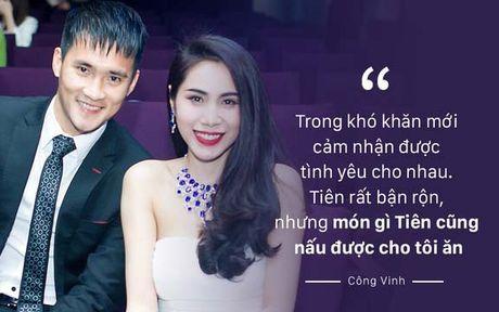 Cong Vinh khen Thuy Tien het loi tren Facebook ca nhan - Anh 5