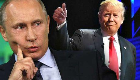 Putin gap rut doi chien thuat o Syria duoi thoi Trump - Anh 1