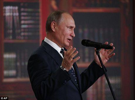 Putin dua: 'Bien gioi Nga khong ket thuc o dau ca' - Anh 1