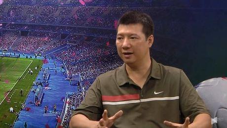 BLV Quang Huy: 'Cong Phuong nen duoc da chinh khi gap Campuchia' - Anh 1