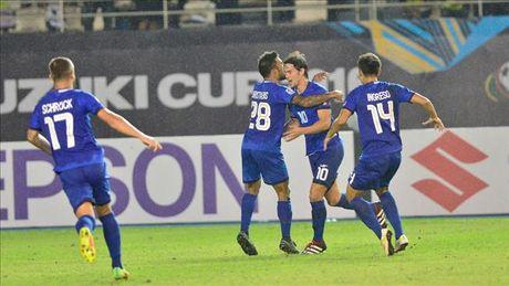 Philippines tu tin danh bai Thai Lan doat ve vao ban ket AFF Cup 2016 - Anh 1