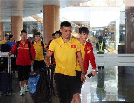 DT Viet Nam thay doi ke hoach truoc vong ban ket AFF Cup 2016 - Anh 1