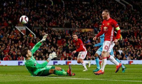 5 diem nhan M.U - Feyenoord: Rooney chua bao gio dung lai - Anh 3