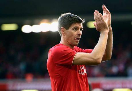 Loat thong ke kho tin xoay quanh su nghiep Steven Gerrard - Anh 1