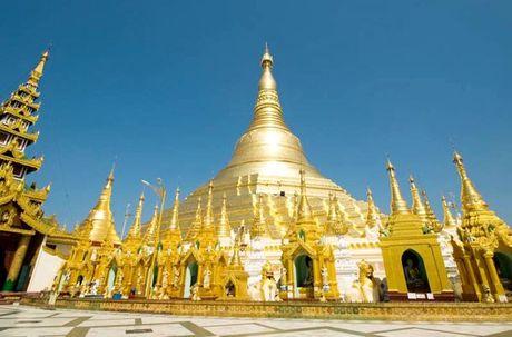 Nhung ngoi chua co noi tieng nhat Myanmar - Anh 3
