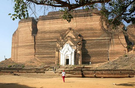 Nhung ngoi chua co noi tieng nhat Myanmar - Anh 7