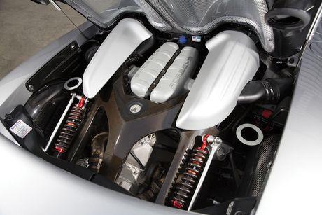'Soi' bo ba sieu xe Ferrari - Porsche - McLaren dau The ky 21 - Anh 11
