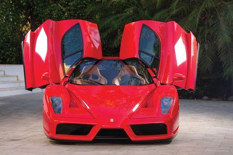 'Soi' bo ba sieu xe Ferrari - Porsche - McLaren dau The ky 21 - Anh 2