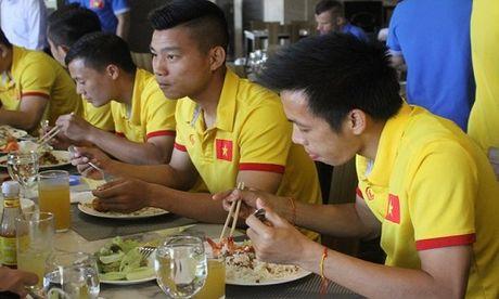 DT Viet Nam ngao ngan voi do an tai Nay Pyi Taw - Anh 1