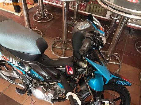 'Quai vat 2 ky' Yamaha 125ZR thay may 250cc doc nhat VN - Anh 4