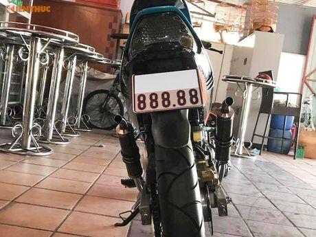 'Quai vat 2 ky' Yamaha 125ZR thay may 250cc doc nhat VN - Anh 5