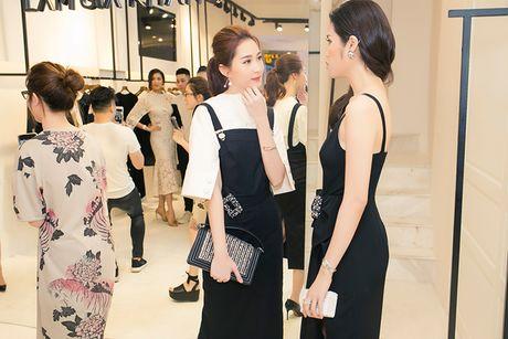 Thu Hang tu tin do sac cung Hoa hau Dang Thu Thao - Anh 4