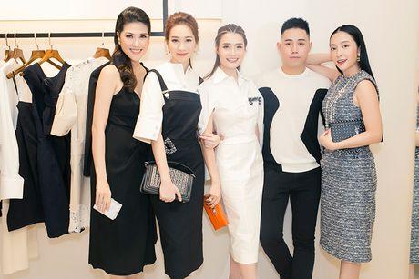 Thu Hang tu tin do sac cung Hoa hau Dang Thu Thao - Anh 6