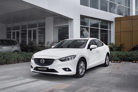 6 ngay vang, Mazda uu dai toi 120 trieu - Anh 1