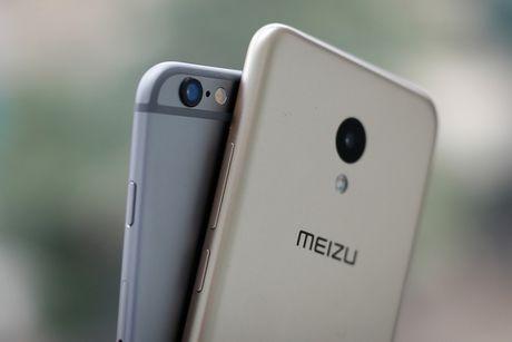 Smartphone Android gia 3 trieu dong thiet ke nhu iPhone - Anh 2