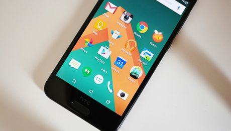 HTC 10 duoc nang cap phien ban Android 7 Nougat - Anh 1