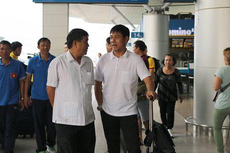 Tuyen Viet Nam chia 2 nhom ve TP.HCM thay vi Ha Noi - Anh 2