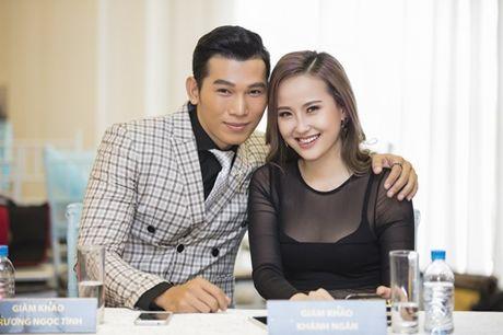 Khanh Ngan mac xuyen thau, e ap ben Ngoc Tinh giua troi dong Ha Noi - Anh 3
