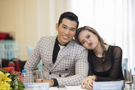 Khanh Ngan mac xuyen thau, e ap ben Ngoc Tinh giua troi dong Ha Noi - Anh 7