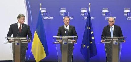 EU ho tro Ukraine thuc day cai cach - Anh 1