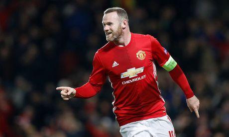 Mourinho khong ngo ngang den ky luc cua Rooney - Anh 1