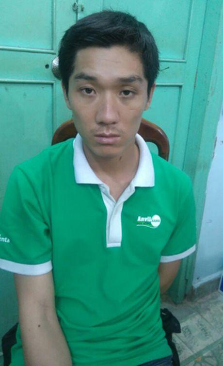 Snh vien Truong DH Nong Lam TP HCM danh chet ban nhau - Anh 1