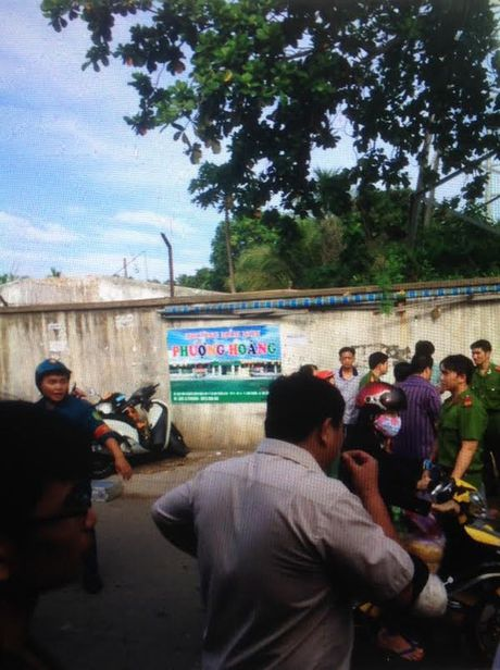 Snh vien Truong DH Nong Lam TP HCM danh chet ban nhau - Anh 2