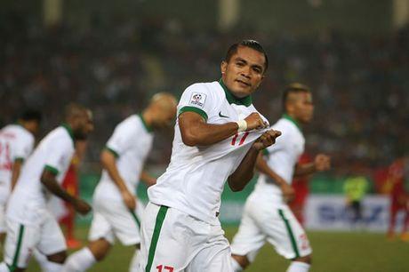 Indonesia nghet tho vao ban ket AFF Cup, cho gap Viet Nam - Anh 1