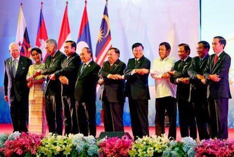 """ASEAN """"can bang"""" giua Trung Quoc va Nhat Ban - Anh 1"""