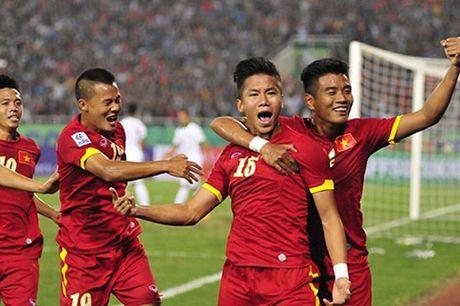Viet Nam thang hoa tren bang xep hang FIFA - Anh 1