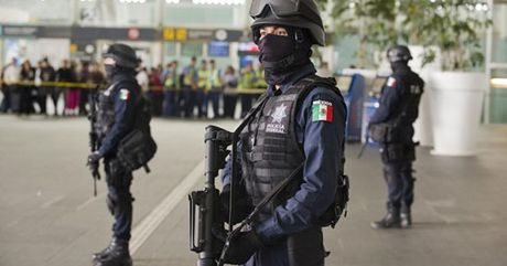 Sau canh sat Mexico bi bat coc - Anh 1