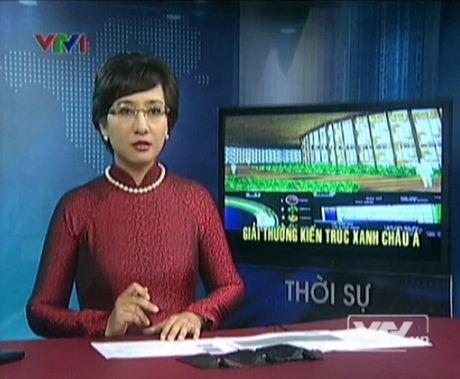 Hanh phuc vien man cua BTV moi bat ngo nghi viec o thoi su VTV - Anh 1