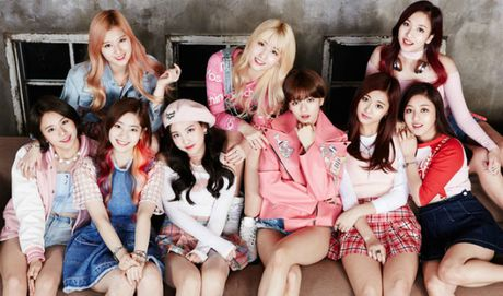 My idol: Twice - 9 co gai co nu cuoi tuoi hon ca anh nang - Anh 5