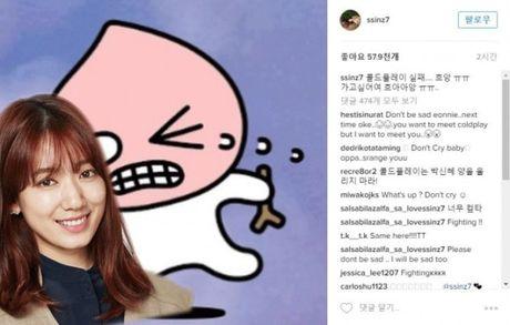 Park Shin Hye bi nghi voi fan mua ve xem Coldplay - Anh 1