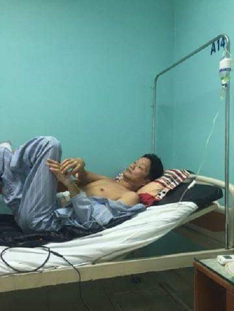Ung thu dai trang lai mo ruot thua: Benh vien Thanh Nhan noi gi? - Anh 1