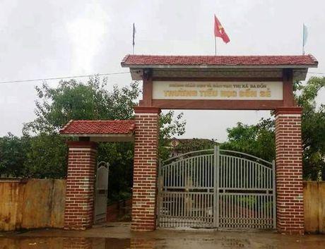 Quang Binh xac minh hoc sinh lop 3,4,5 ma khong biet doc, viet van duoc len lop - Anh 1